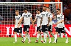 Kết quả UEFA Nations League: Đức thua đậm trên đất Hà Lan