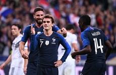 Antoine Griezmann tỏa sáng giúp Pháp ngược dòng đánh bại Đức