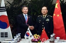 Hàn-Trung nhất trí thiết lập thêm đường dây nóng của không quân