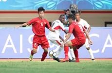 U19 Việt Nam thua ngược đáng tiếc ở trận ra quân giải U19 châu Á