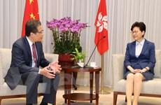 Thúc đẩy hợp tác giữa các địa phương của Việt Nam và Hong Kong