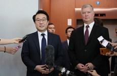Phái viên hạt nhân Mỹ và Hàn Quốc thảo luận về Triều Tiên