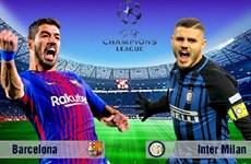 Lịch trực tiếp Champions League: Hàng loạt trận đại chiến trong mơ