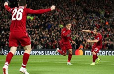 Kết quả Champions League: Liverpool, Dortmund thắng hủy diệt