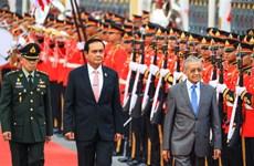 Lợi ích tương trùng trong quan hệ giữa Thái Lan và Malaysia