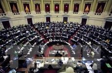 Hạ viện Argentina thông qua một dự thảo ngân sách khắc khổ