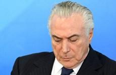 Tòa án Tối cao Brazil đình chỉ điều tra Tổng thống sắp mãn nhiệm Temer
