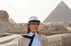 Một đêm của bà Melania ở Cairo tiêu tốn 95.000 USD tiền khách sạn