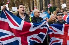 Anh: 54% số người được hỏi ủng hộ ở lại Liên minh châu Âu