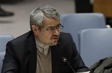 Iran: Yêu cầu Mỹ chịu trách nhiệm về quyết định tái áp đặt trừng phạt
