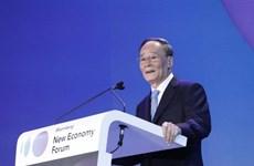 Trung Quốc sẵn sàng đàm phán và phối hợp với Mỹ về thương mại