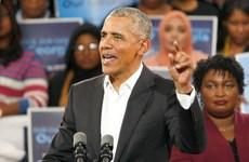 Mỹ: Tổng thống Trump và ông Obama kêu gọi người dân đi bỏ phiếu