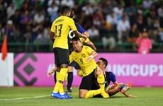 Malaysia giành trọn 3 điểm trong ngày ra quân AFF Suzuki Cup 2018