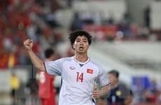 Lào - Việt Nam 0-3: Việt Nam chiếm ngôi đầu sau lượt ra quân