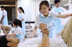 Nhật Bản dự định tiếp nhận tới 60.000 điều dưỡng nước ngoài