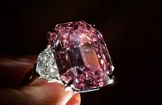 """Lập tức đổi tên viên kim cương hồng Pink Legacy giá """"khủng''"""