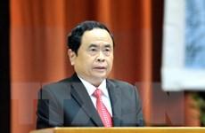 Chủ tịch MTTQ Việt Nam chúc mừng 94 năm Khai đạo Cao Đài