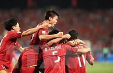 Hình ảnh đáng nhớ trong chiến thắng của Việt Nam trước Malaysia