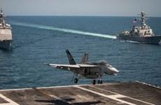 Mỹ, Australia và Papua New Guinea phát triển căn cứ hải quân chung