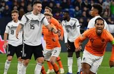 Hòa khó tin trước Đức, Hà Lan thẳng tiến bán kết Nations League
