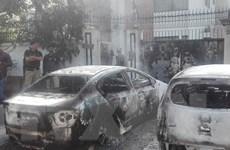 Trung Quốc, Ấn Độ lên án mạnh mẽ vụ tấn công lãnh sự quán ở Pakistan