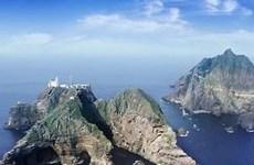 Nhật Bản phản đối nghị sỹ Hàn Quốc tới thăm quần đảo tranh chấp