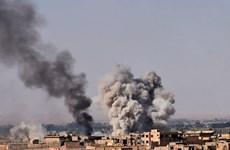 Syria: IS tấn công lực lượng được Mỹ ủng hộ, 92 người thiệt mạng