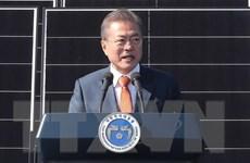 Hàn Quốc: Tỷ lệ ủng hộ Tổng thống Moon Jae-in thấp kỷ lục