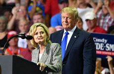 Ông Trump tới Mississippi vận động tranh cử cho ứng cử viên Cộng hòa