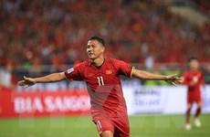 Anh Đức, Công Phượng góp mặt ở đội hình hay nhất vòng bảng AFF Cup