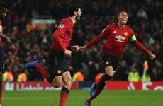 Champions League: Xác định được 8 đội bóng giành vé knock-out