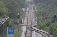 Triều Tiên chưa trả lời đề xuất kiểm tra đường sắt của Hàn Quốc