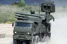 Nga tăng cường quốc phòng cho Crimea bằng hệ thống tên lửa Pantsir-S