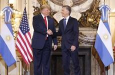 Argentina cảm ơn Mỹ giúp giải quyết khó khăn kinh tế nghiêm trọng