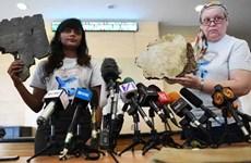 Những mảnh vỡ mới tìm thấy được cho là từ máy bay MH370 xấu số