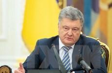 Ukraine nhận tiền từ EU, cấm nhập cảnh với nam công dân Nga