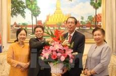 Đại sứ quán Việt Nam tại Malaysia chúc mừng Quốc khánh Lào