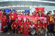 Sang Philippines sát cánh cùng tuyển Việt Nam tại bán kết AFF Cup