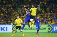 Cận cảnh Malaysia - Thái Lan 'bất phân thắng bại' tại Bukit Jalil