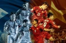Link xem trực tiếp bán kết AFF Suzuki Cup Philippines vs Việt Nam