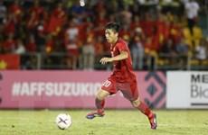 Lượt đi bán kết AFF Suzuki Cup 2018: Phan Văn Đức được vinh danh