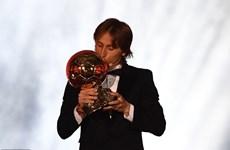 Quả bóng Vàng 2018: Luka Modric - Sự trả thù ngọt ngào
