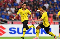 Thái Lan vs Malaysia 2-2: Malaysia chờ Việt Nam ở chung kết