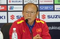 HLV Park Hang-seo: Tuyển Việt Nam không quên bài học năm 2014