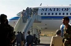 Phái đoàn phiến quân Houthi tới Thụy Điển tham gia đàm phán hòa bình