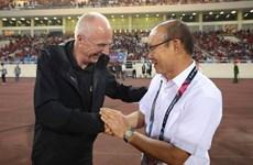 HLV Park Hang-seo: Xin mọi người đừng so sánh tôi với Eriksson