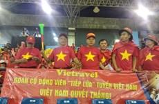 Cùng Vietravel sang Malaysia 'tiếp lửa' cho đội tuyển Việt Nam