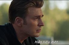 Các siêu anh hùng Marvel rơi nước mắt trong trailer Avengers 4