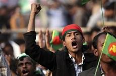 Bangladesh: Bạo lực trước tổng tuyển cử, hơn 100 người thương vong