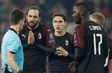 Europa League: Xác định xong 32 đội vào vòng 1/16, Milan bị loại